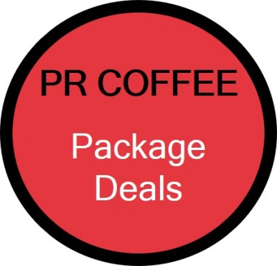 PR Coffee - Package Deals