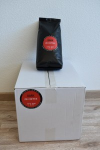 Doos PR Coffee Dark Roast
