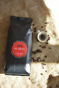 PR Coffee Dark Roast