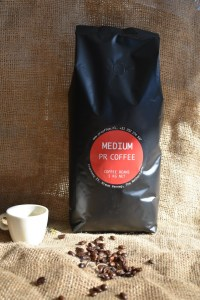 PR Coffee Medium Roast